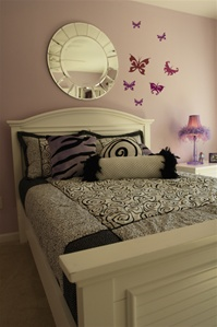 Fanciful Butterflies wall decals stickers