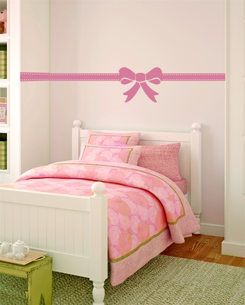 Ribbons Amp Bows Wall Decals Stickers