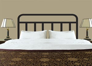 Bar Headboard wall decal sticker
