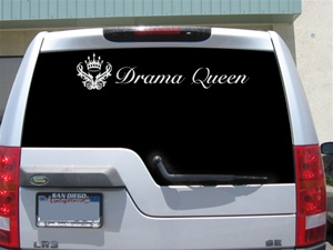 Royal Style car decal sticker