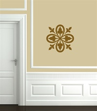 Ceiling or Wall Tile 2 Ornamental decal sticker