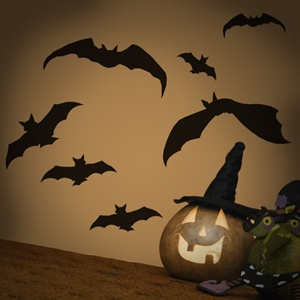 Bat Wall Decals Stickers