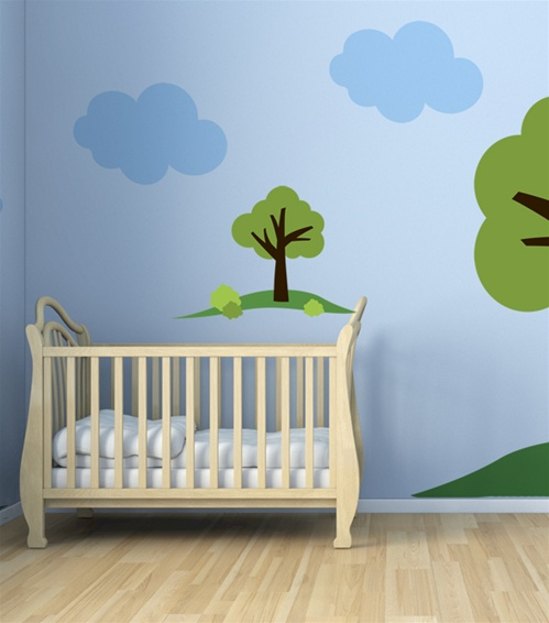 One Tree Hill 24 Quot Tall Wall Decal Sticker