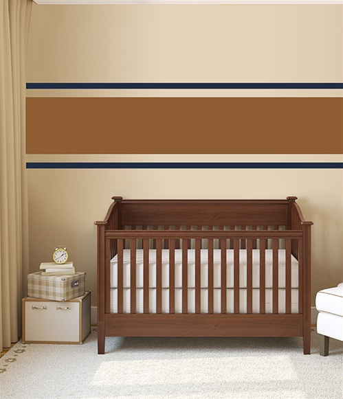 Amazing Stripe Wall Decals Stickers. View Larger Photo